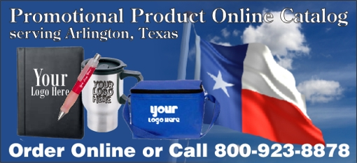 Promotional Products Arlington, Texas